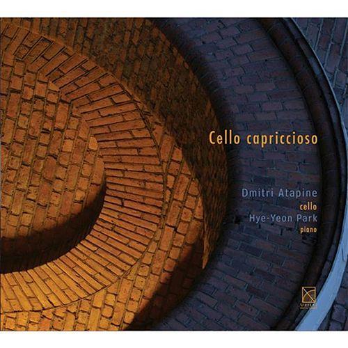CD Cover: Cello Capriccioso
