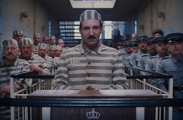 M. Gustave in prison.