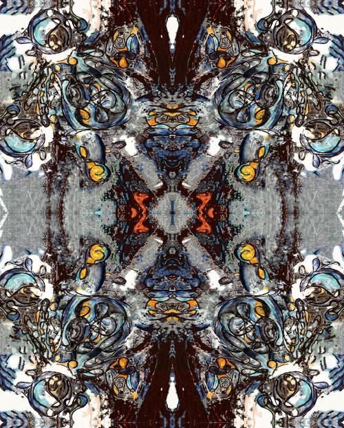 "2014 ©  Tarah Douglas    ,  ""Print 32"""