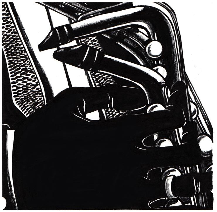 "© 2015   Brach Goodman  , ""Jazz Hands"""