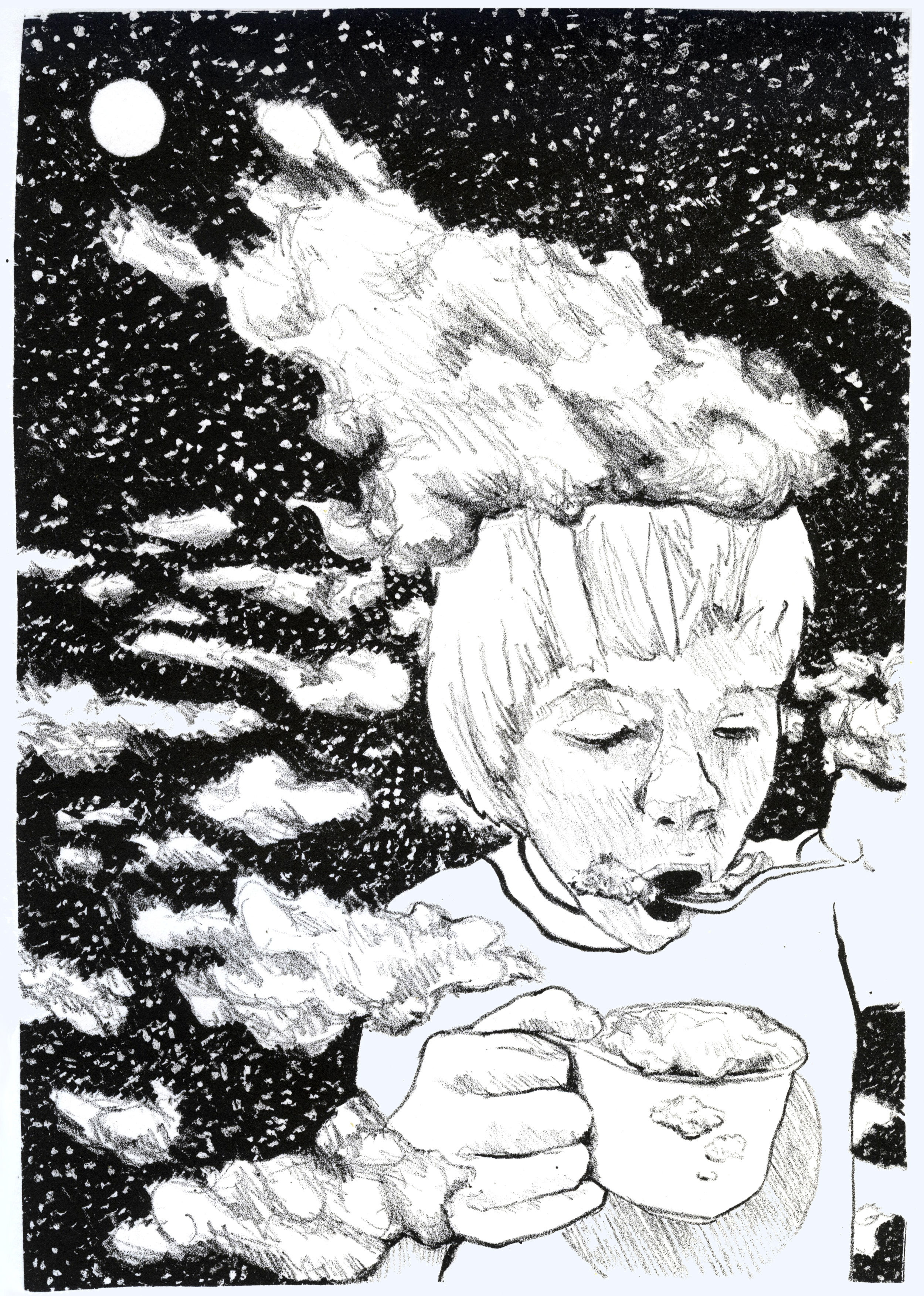 "© 2015     Ava Decapri ,    ""Eat Your Dreams For Breakfast"""