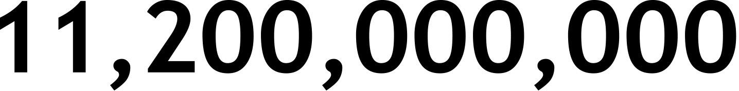 11,200,000,000