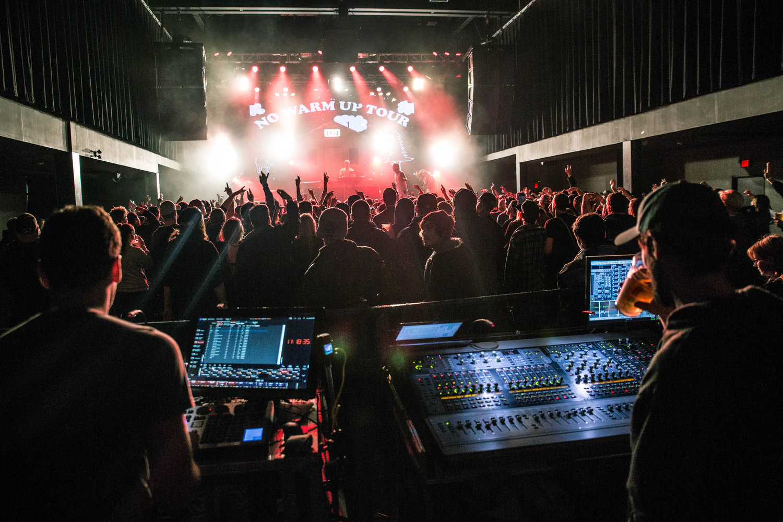 Sonreal: No Warm Up Tour Part 2 LD: Jon Stanners (RRE) Photo: Dane Collison