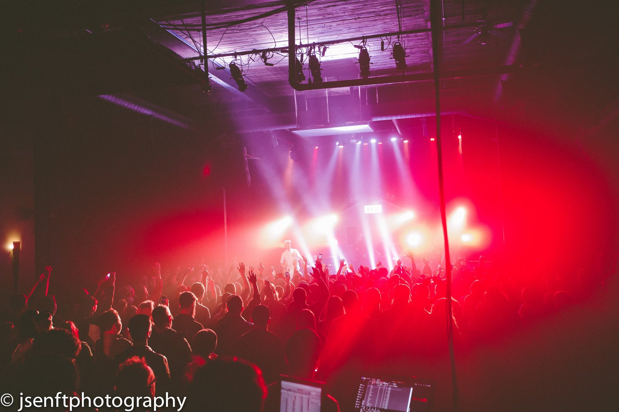 Sonreal: No Warm Up Tour Part 2 LD: Jon Stanners (RRE) Photo: Joey Senft