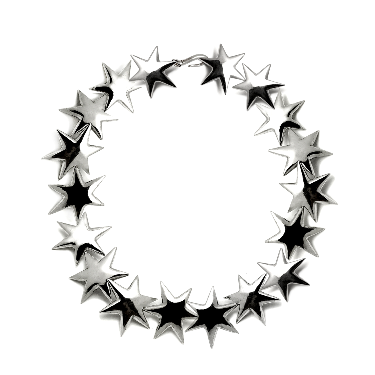 6 POINTED STAR NECKLACE