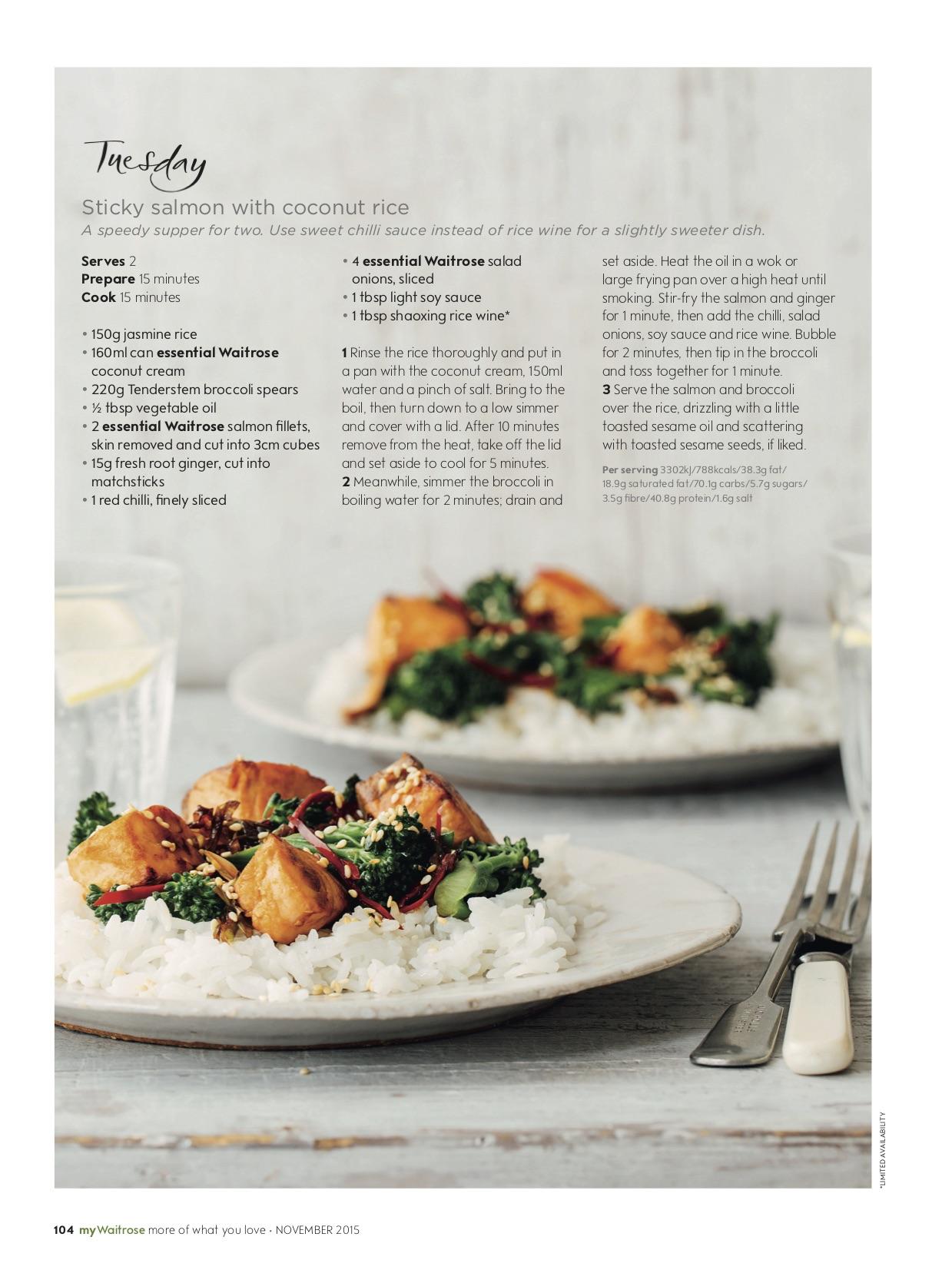 Recipes — Eleanor Maidment