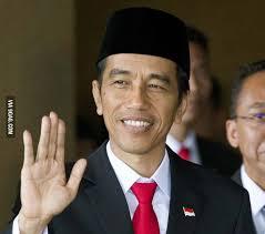President Widodo