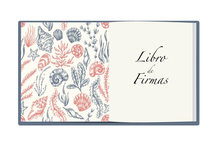 LIBRO FIRMAS