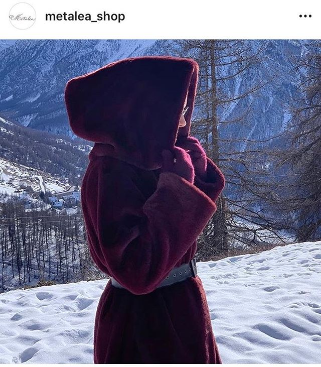 GU - A - U Me encannnnnnnta este abrigo de @metalea_shop Me pido uno ya mismito! #metaleashop #winteroutfit #winter #nicenicenice