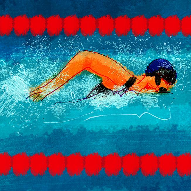 OTS SwimmersOf The Year - Grace WilliamsChris Preston