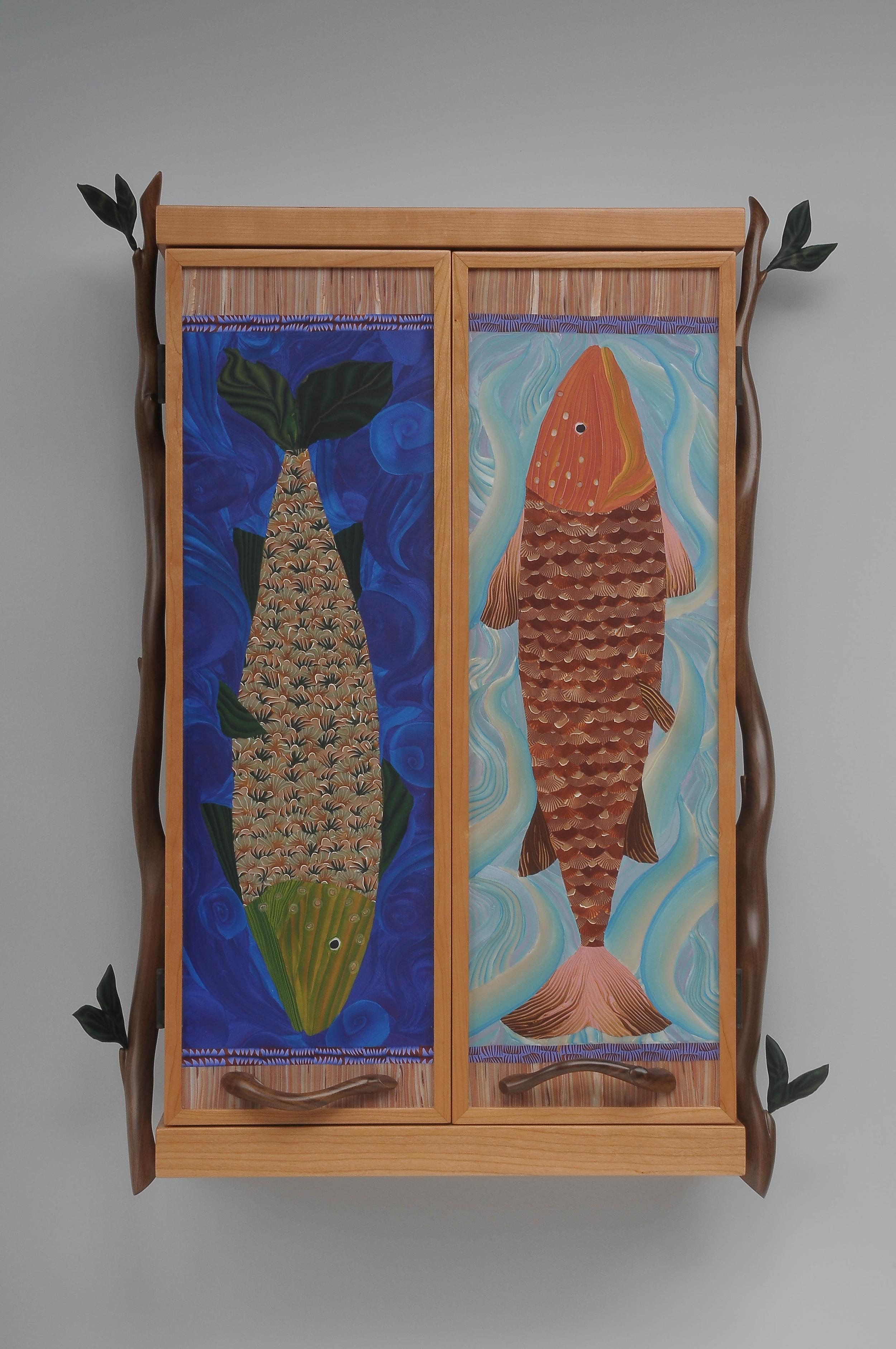 dayfish nightfish cabinet