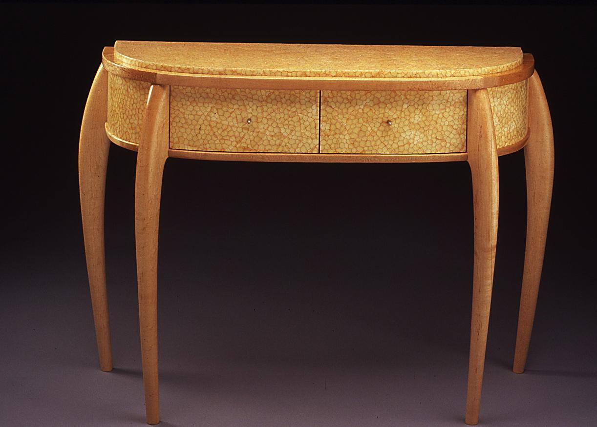 ivory sofa table