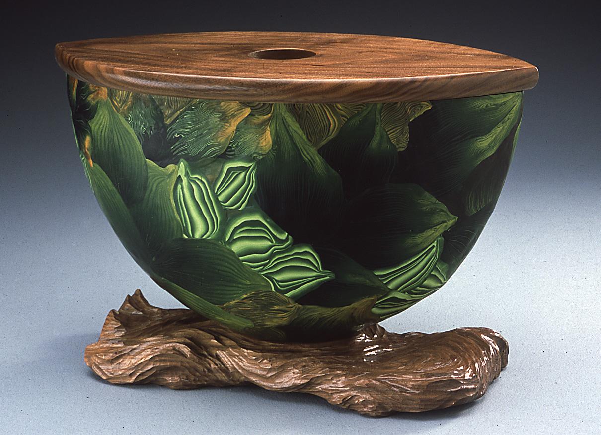woodland shade vessel