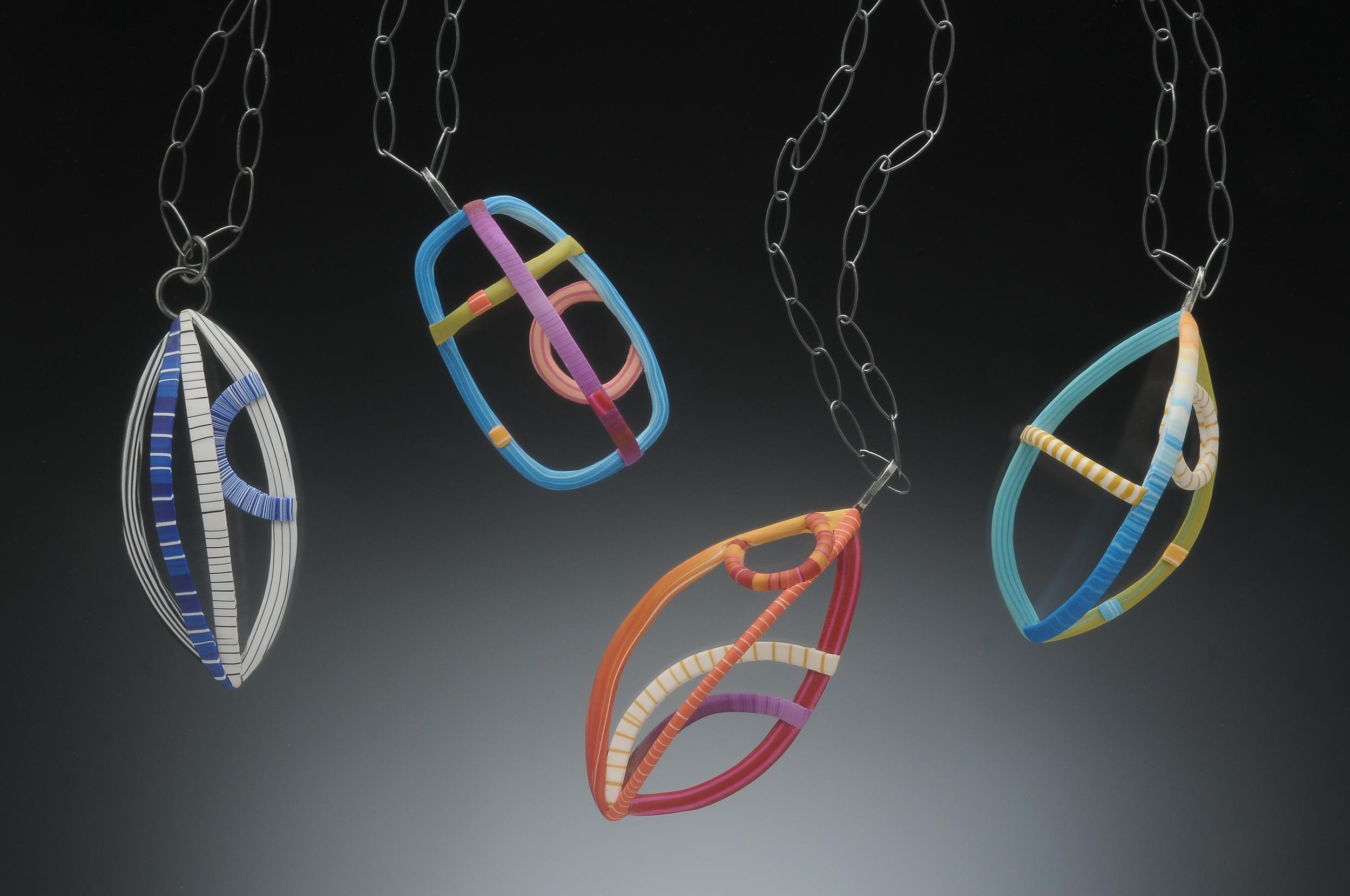Wire Line pendants