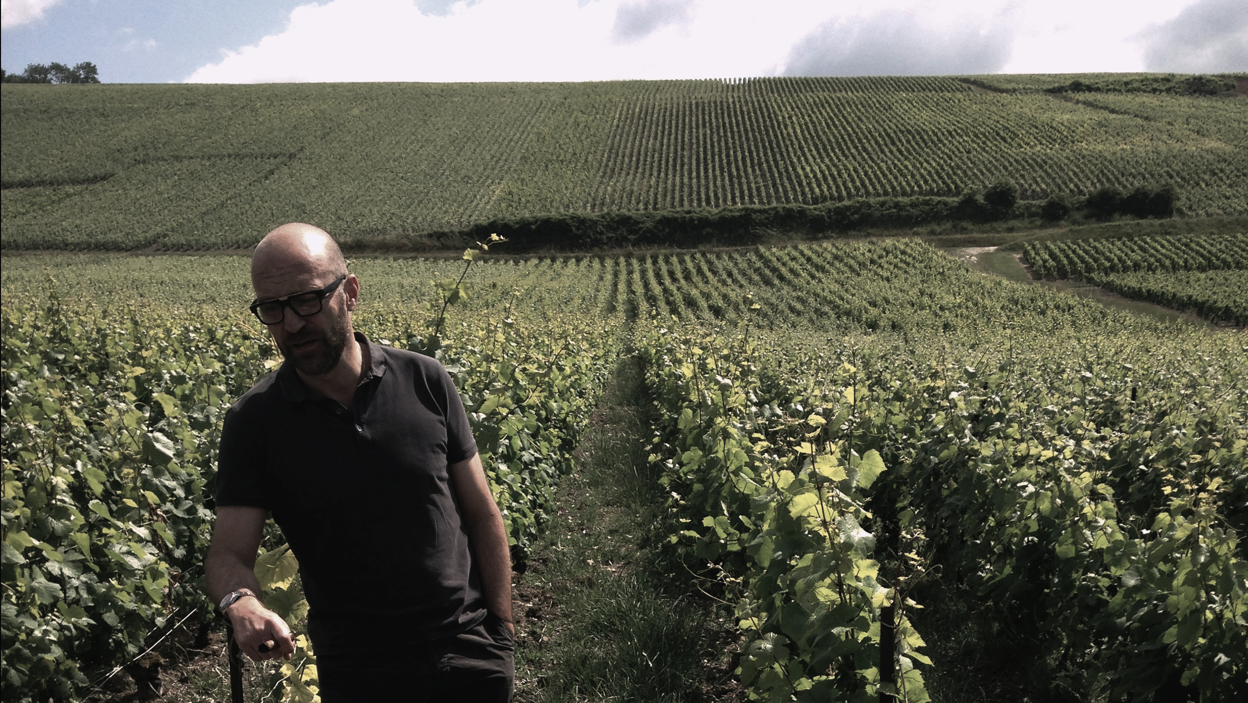 Our winemaker: Jérôme Dehours