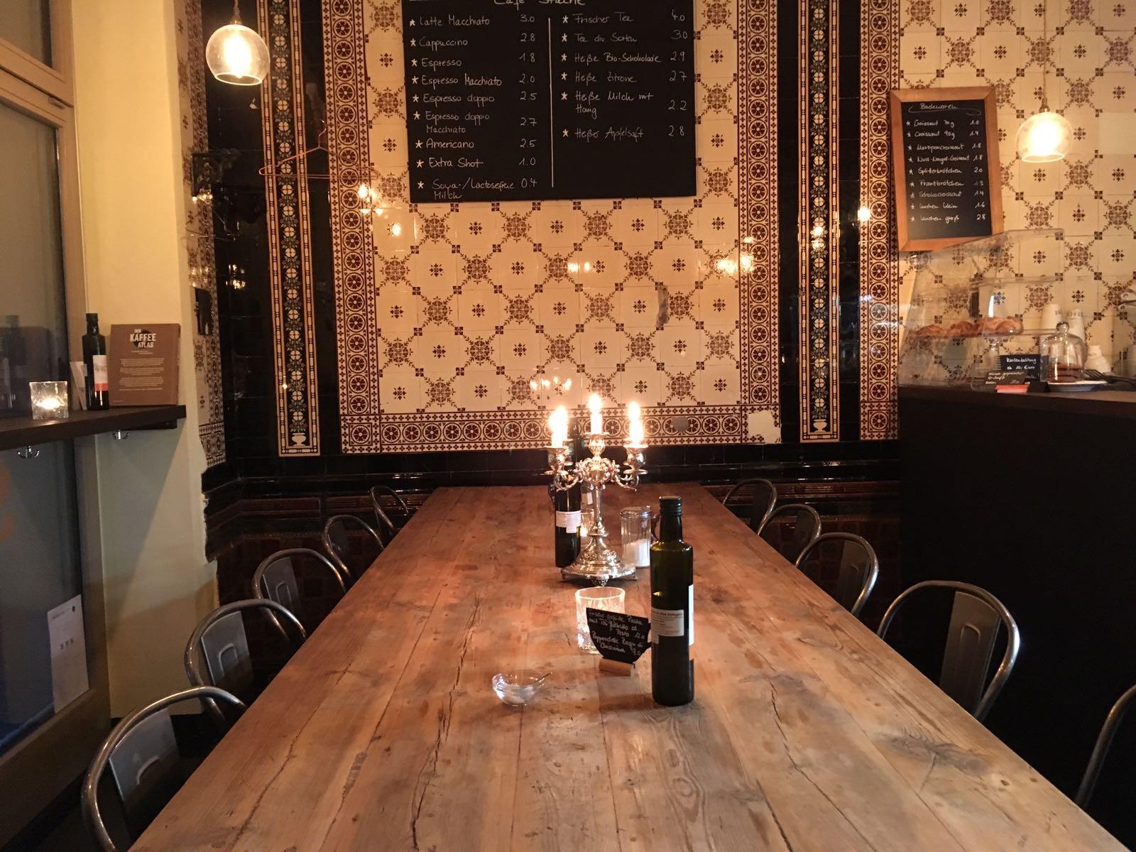 Cafe Stache Berlin