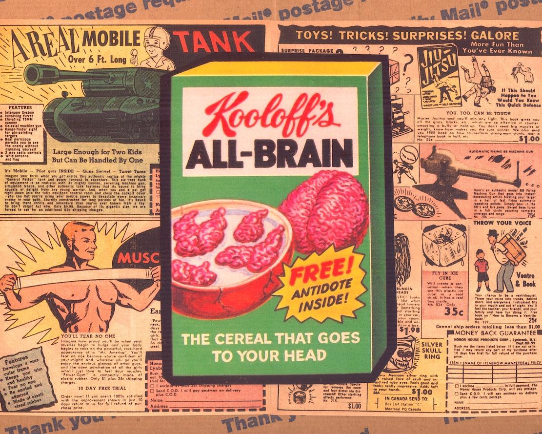 """All-Brain"" (2015)"