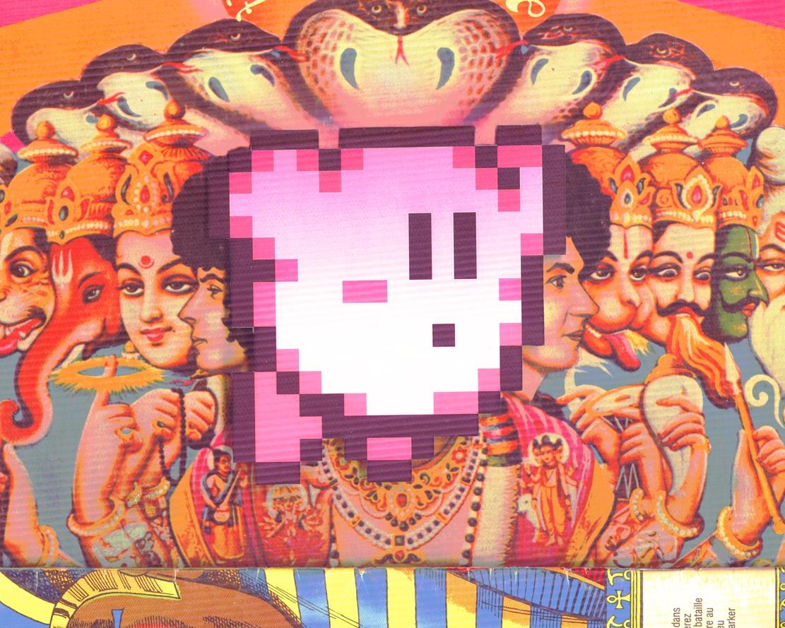 """Bold As Kirby"" (2015)"