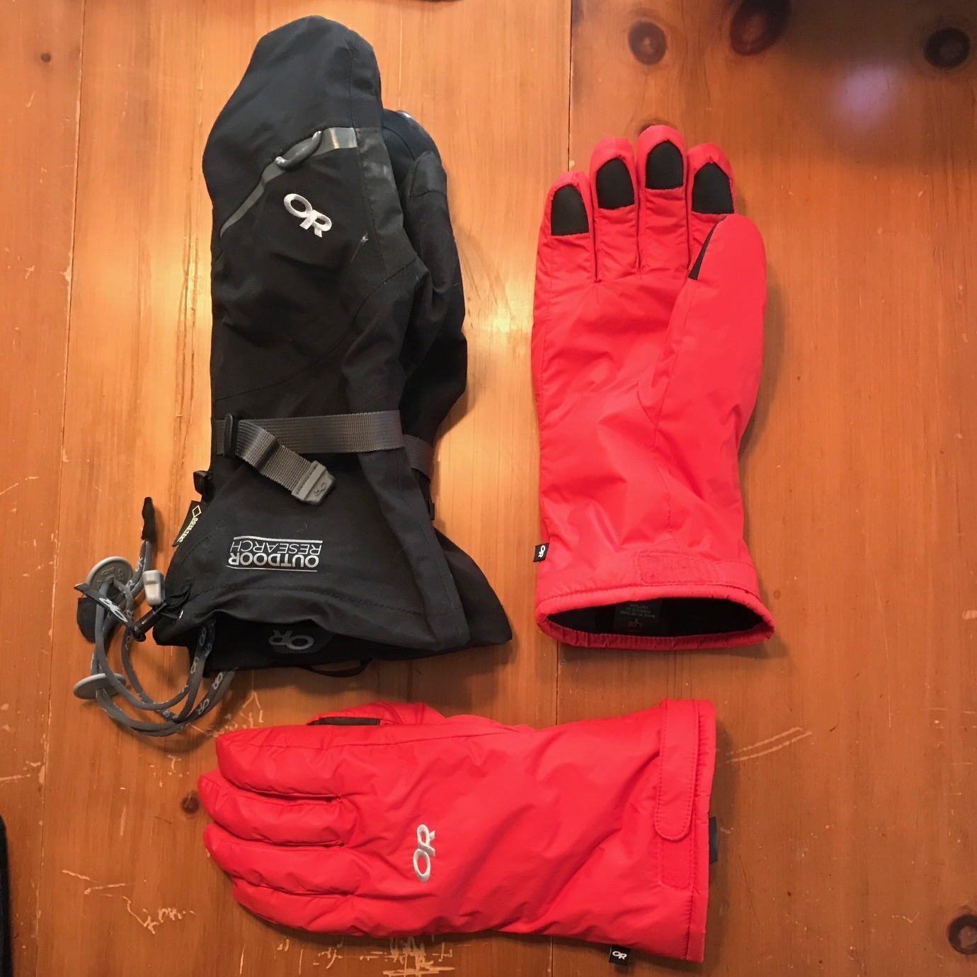 Outdoor Research Mt. Baker Modular Mitts. Amazing!