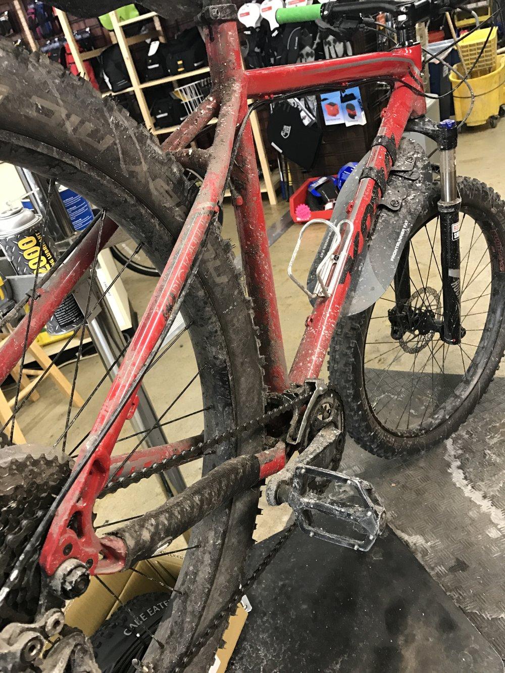 Bike Tune Up >> What Exactly Is A Bike Tune Up Chicago Bike Blog
