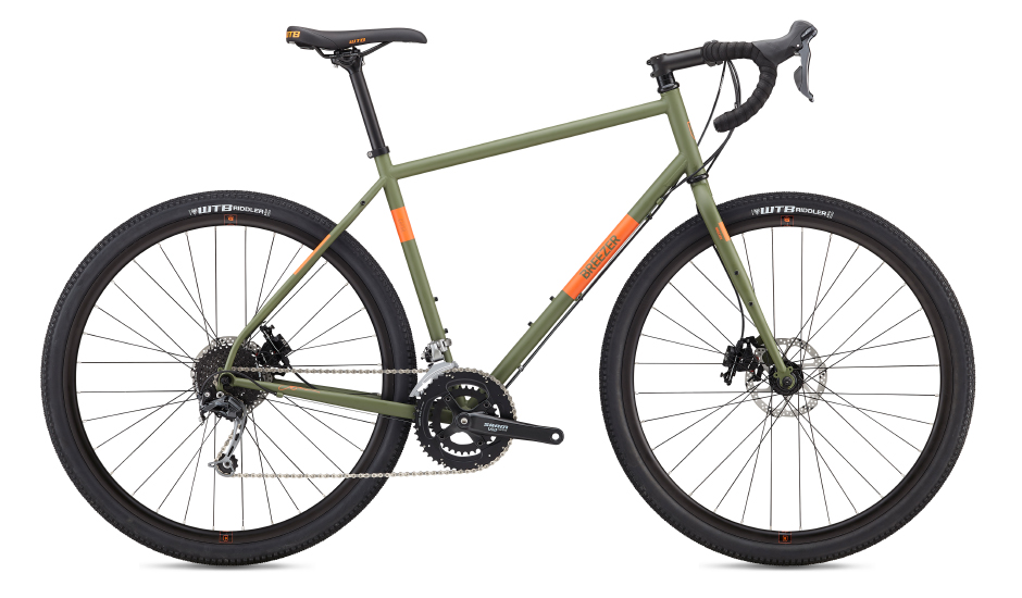 Breezer Radar Expert: awesome, reasonably priced steel gravel bike $1000
