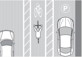 Buffer Protected Bike Lane
