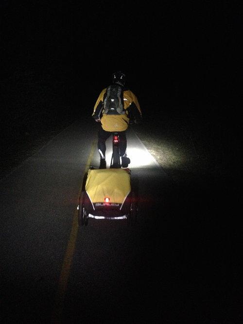 Night on North Branch Trail.JPG