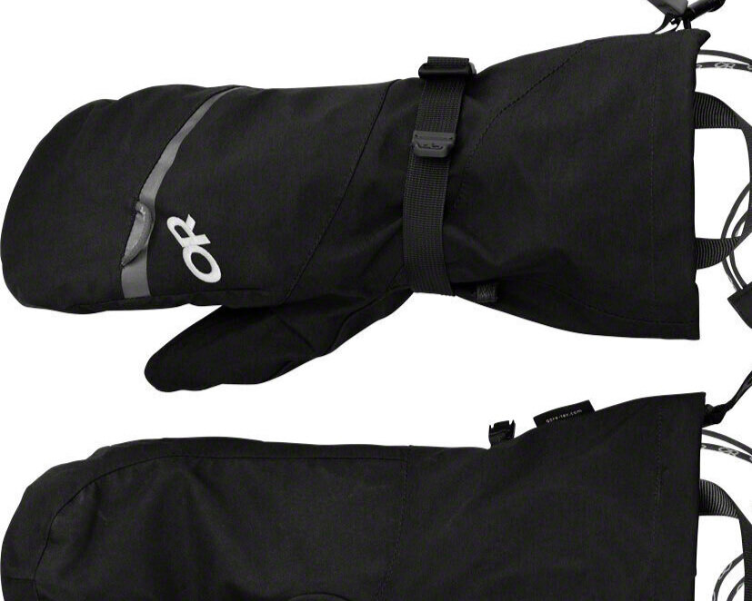 OR Mt. Baker Modular Mitts Gore Tex outer shell