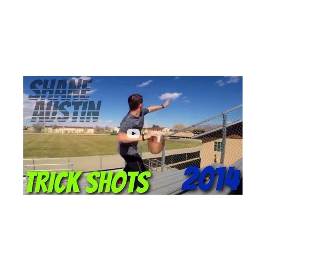 Shane Austin Trick Shots