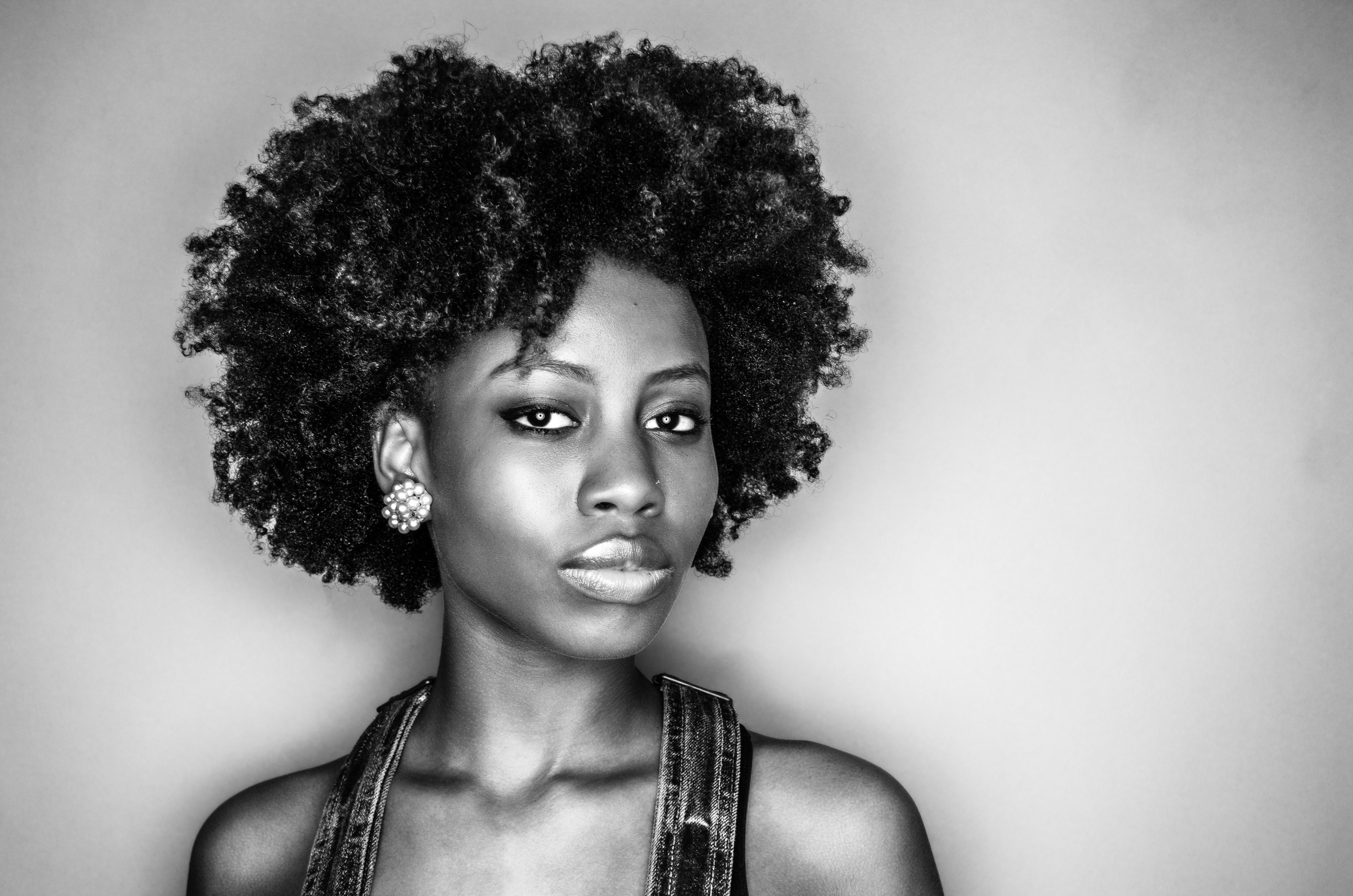 LaQuinda for the Big Natural Hair Project by LDP Studios