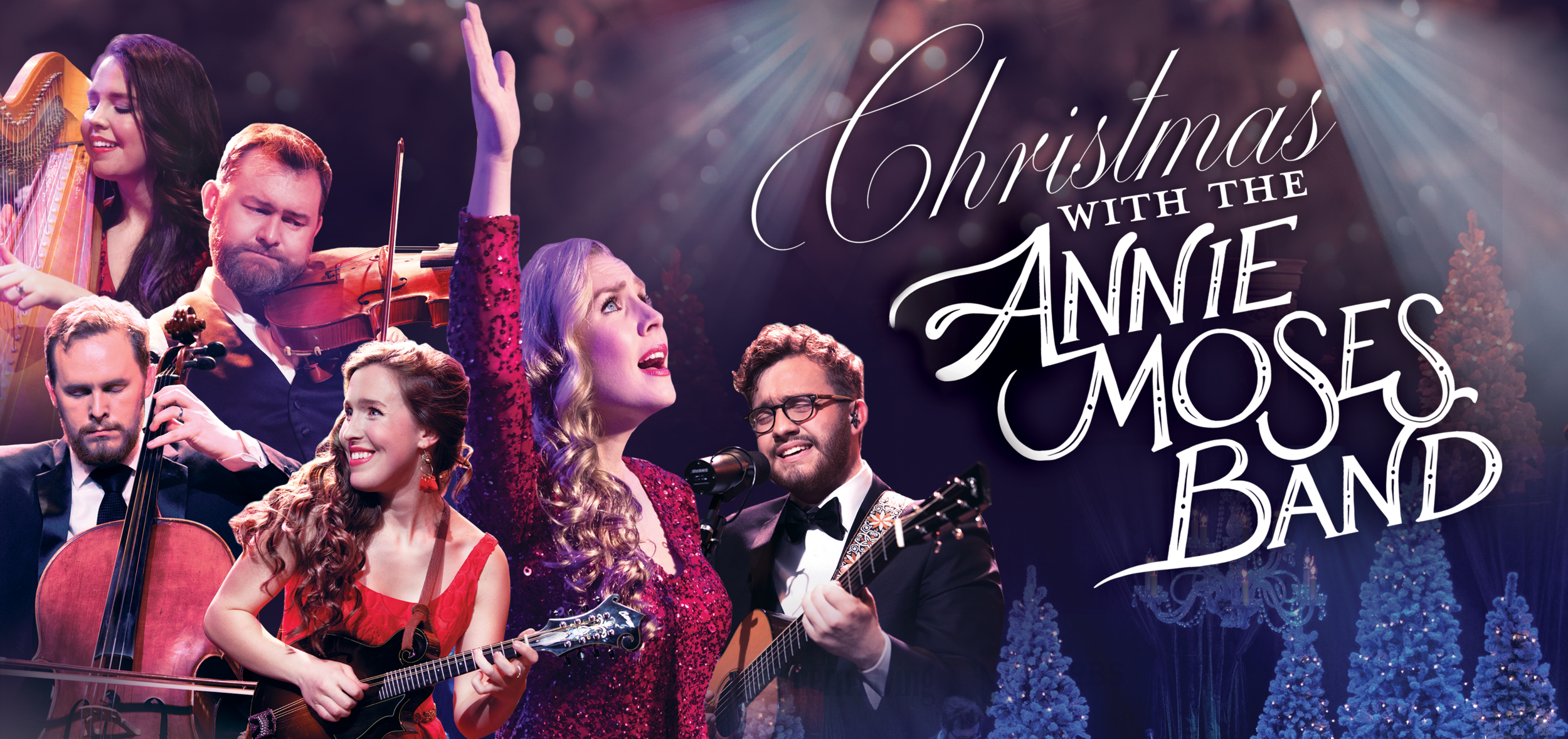 Christmas with the Annie Moses Band
