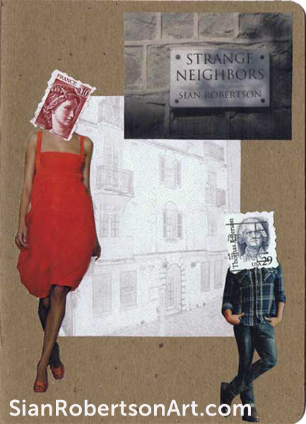 Strange Neighbors (2014) Sketchbook Project