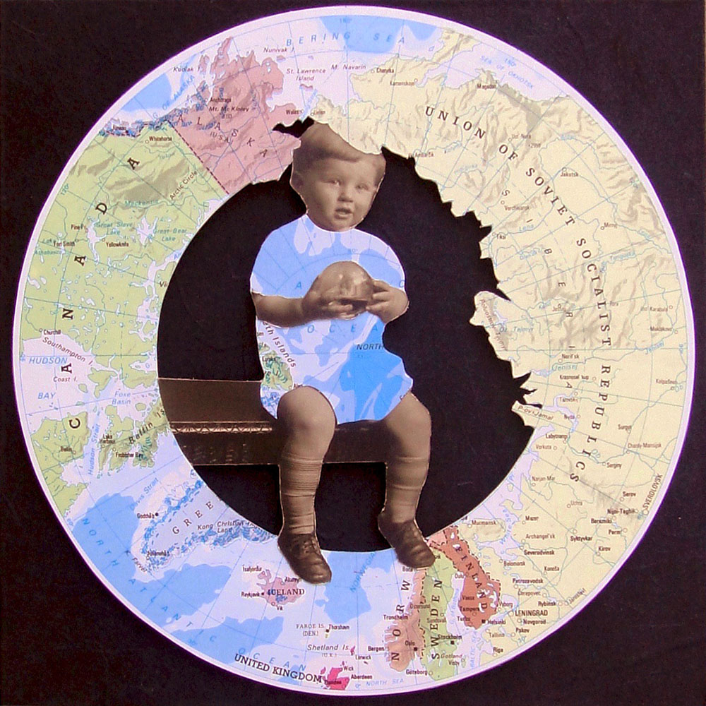 From an early age he dreamed of exploring the world.