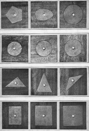 Geometric insets