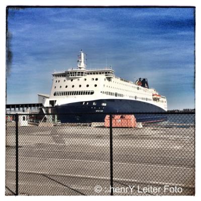 Nova Star docked in Portland, Maine