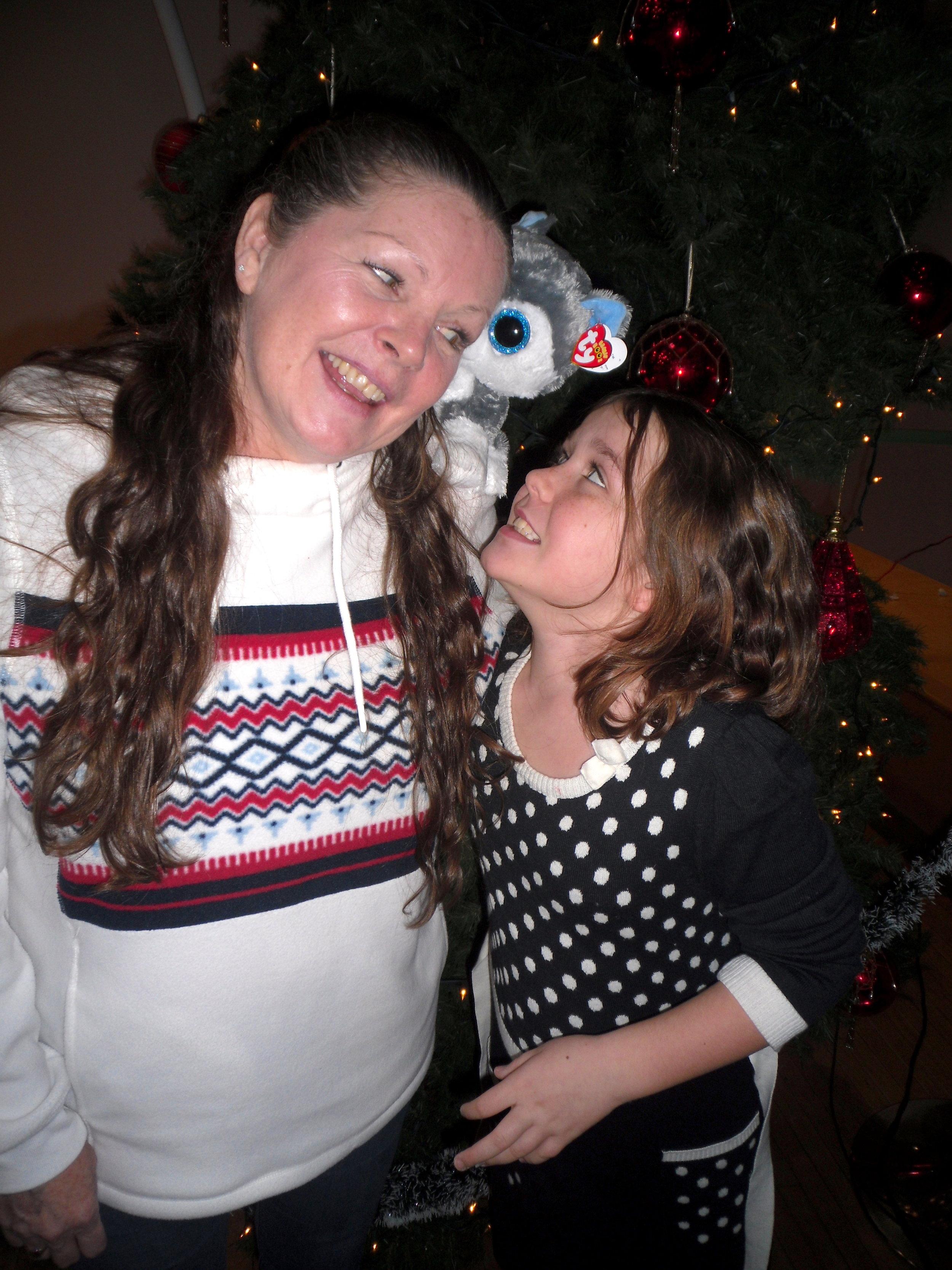My daughter and her Maternal Birth Grandma