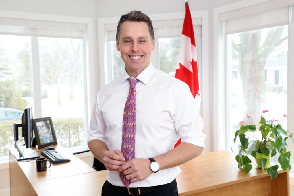 Liberal Peter Schiefke Parliamentary Secretary to the Prime Minister (Youth).jpg