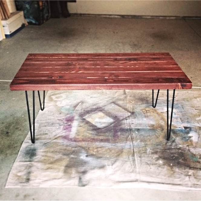 "Coffee Table ""A"""