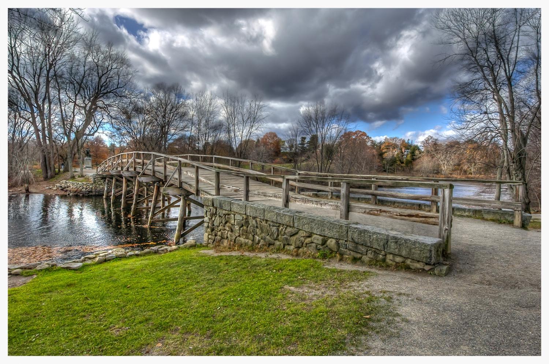 Old North bridge - 11,05.04