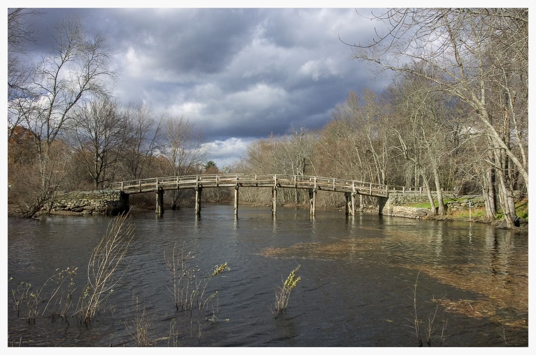 Old North bridge - 11.05.04
