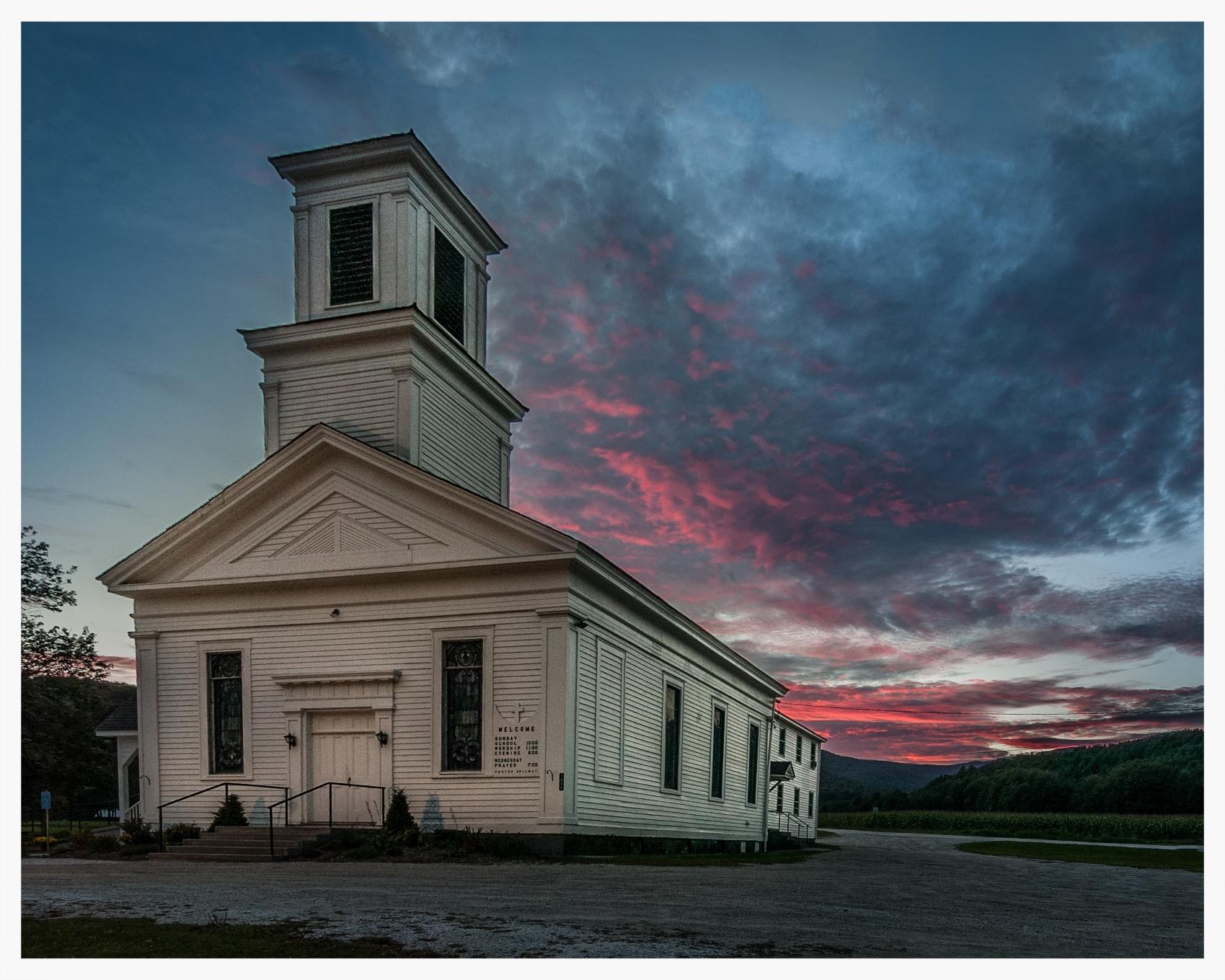 Ira Baptist Church