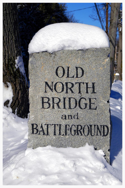 Old North Bridge Tombstone - 1.05.03