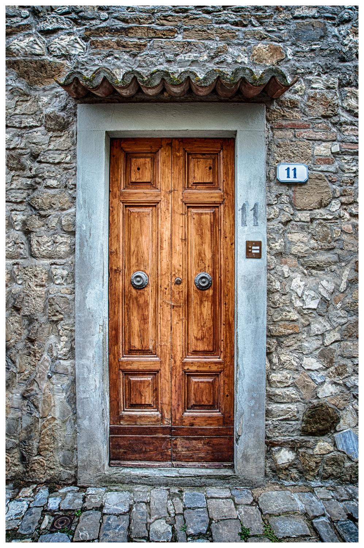Montefiorale Italy Doorway