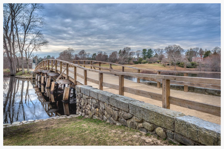 Old North Bridge - 04.13.14