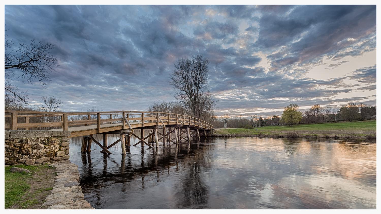 Old North Bridge - 05.02.14