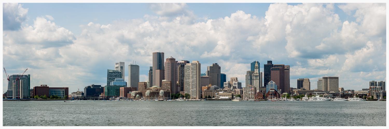 Boston Skyline - 07.31.14
