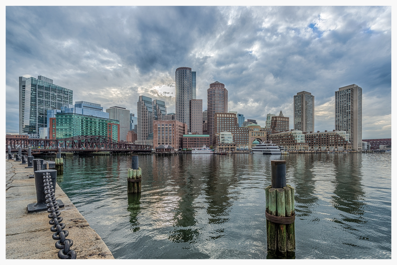 Boston Skyline - 05.03.14