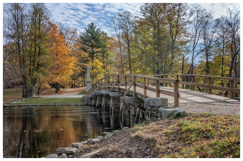 Old North Bridge - 11.03.05