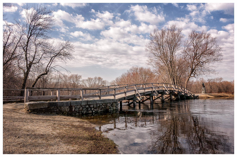 Old North Bridge - 04.06.06