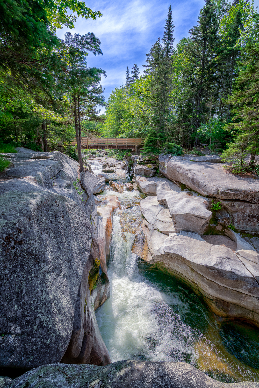 Ammonoosuc River Falls